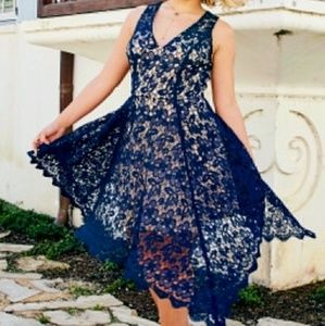 A Beautiful Soul Altar'd State Lace Dress Size 3x